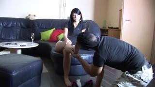 pornos füße