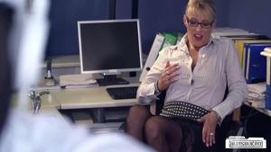 porno in büro